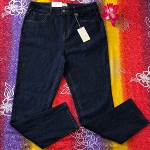 NWT A NEW DAY Skinny High Rise Stretch Jeans 8 R